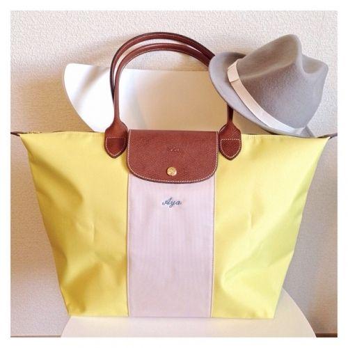 世界に一つだけのママバッグ♡ロンシャンでカスタムオーダーしましょ   4yuuu! (フォーユー) 主婦・ママ向けメディア