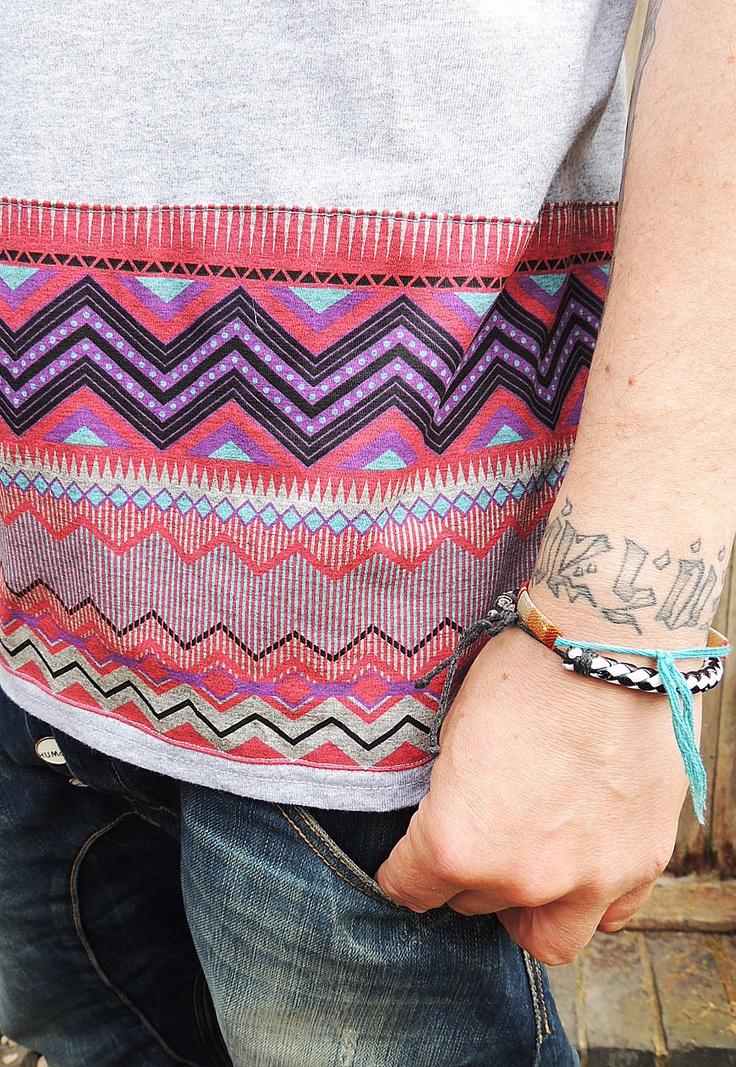 aztec: Tops Ideas, Aztec Top, Diy Aztec