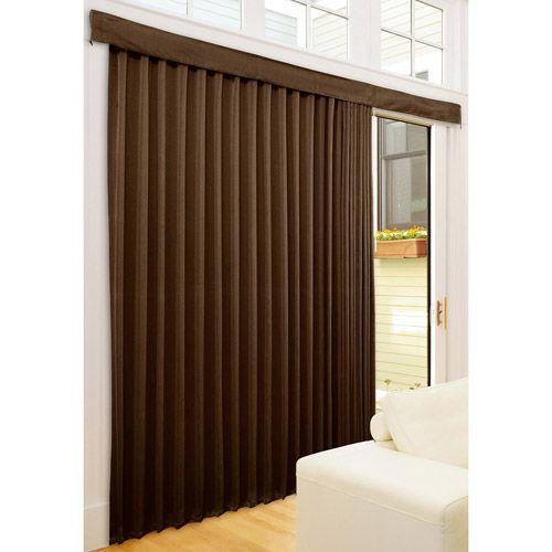 Nice Vertical Blind Solution Sophia Elegant Faux Silk Curtain Panel