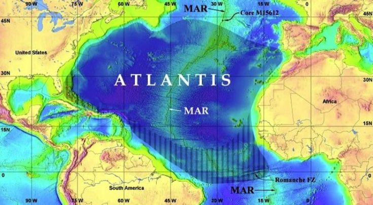 City of Atlantis Greatest Mysteries