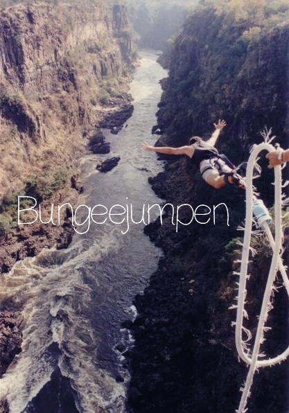 Bucket List, Bungeejumpen