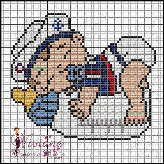 Bom diaaaaaa minhas queridas amiga ,hoje trouxe mais um gráfico desta vez de bebe marinheiro ,amoooo bebes quando vi este risco fiquei doida...