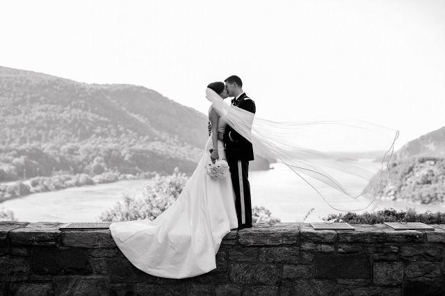 Thayer Hotel Wedding Photography