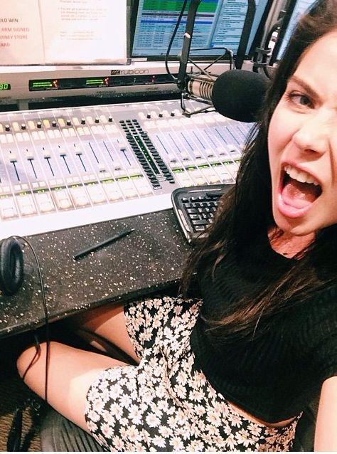 Are u listening to radio Disney tonight ,I hope so because I am guest DJ-ing