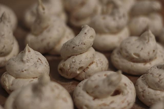 Coconut Meringues Recipe — Dishmaps