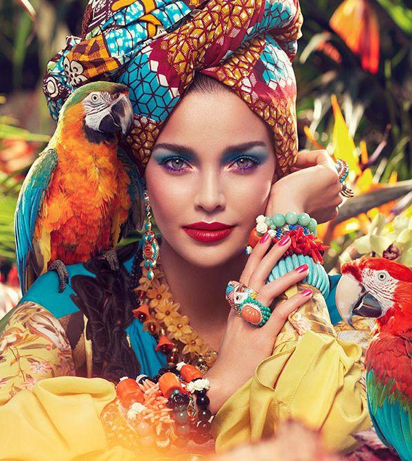 Ce que nous réserve l'été 2014 : aperçu des collections maquillage | Beauty & Gibberish