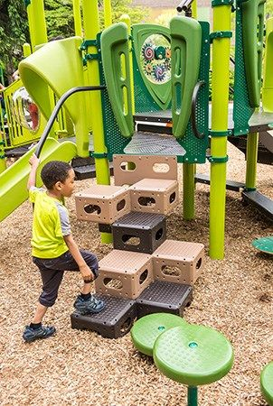 Prince George's County Employee's Childcare Center - play
