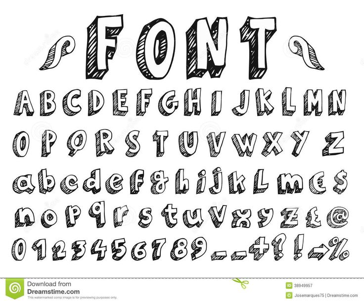 https://www.dreamstime.com/royalty-free-stock-photography-handwritten-font-hand-drawn-alphabet-doodle-letters-uppercase-lo…                                                                                                                                                     More