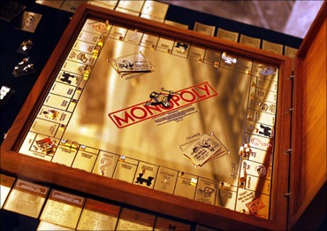 Monopoly™ Gold Card