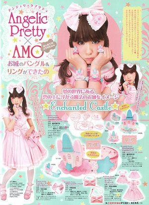 Amo x Angelic Pretty
