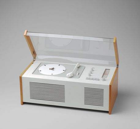 Dieter Rams and Hans Gugelot. Radio-Phonograph (model SK 4/10). 1956