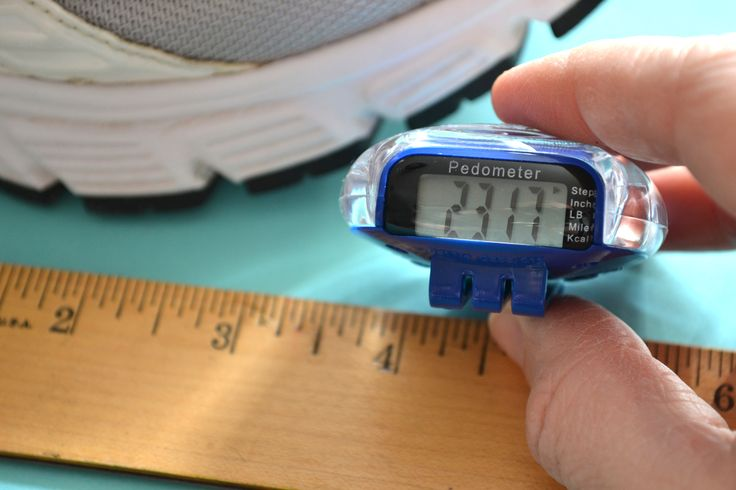 How to Calculate Pedometer Steps in Weight Watchers