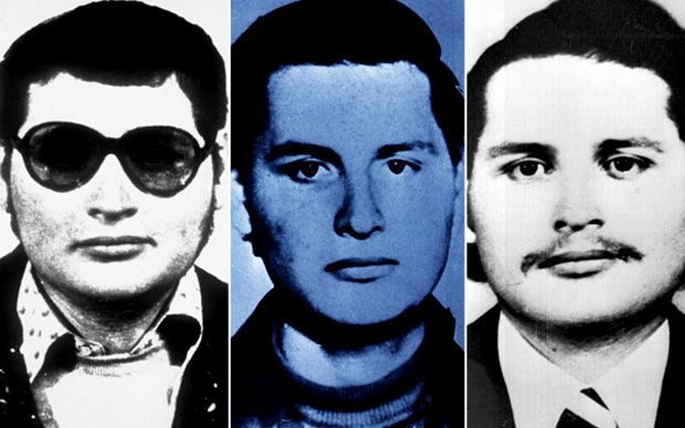 A French court has convicted the Venezuelan-born terrorist known as Carlos the   Jackal of organising four deadly attacks in France in the 1980s and   sentenced him to life in prison.