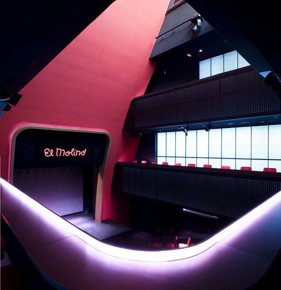 El Molino Café-Theatre, Barcelona