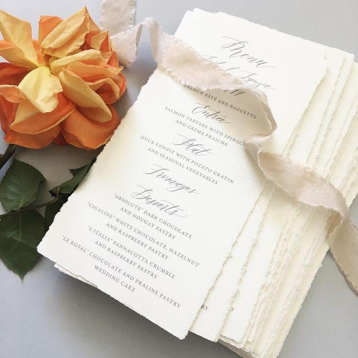 wedding invitations for less than dollar%0A Custom wedding invitations   calligraphy   illustration   watercolor   foil    letterpress