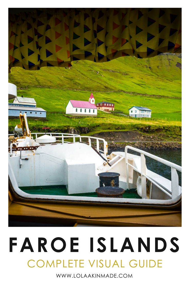 The ultimate photo guide to the Faroe Islands. These incredible photos will inspire you to travel to one of the most visually stunning places in the world. See panoramic views of Torshavn or experience the northern lights. Whether winter or summer, there are an endless amount of things to do in these islands of Denmark. | Geotraveler's Niche Travel Blog #FaroeIslands