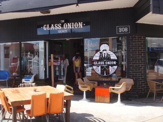 The Glass Onion Society in Long Jetty, NSW