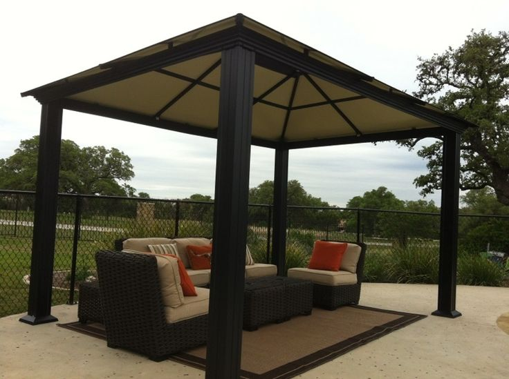 best 25 metal frame gazebo ideas only on pinterest. Black Bedroom Furniture Sets. Home Design Ideas