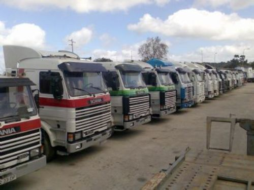Scania 113-360 Top Line tractor unit from Portugal for sale at ...