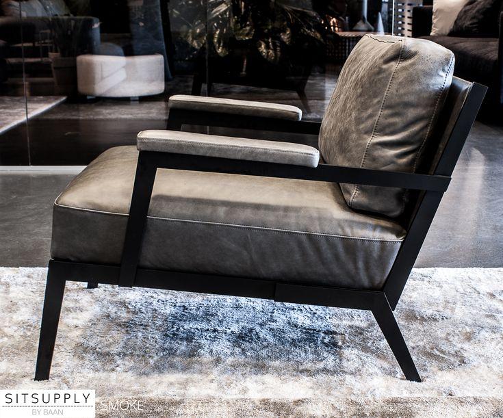 Smoke fauteuil by BAAN l details l showroom Waddinxveen l impressie