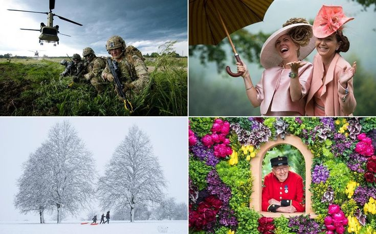 Telegraph photographers' pictures of the year 2017