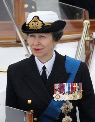 Архангельск посетила принцесса Анна