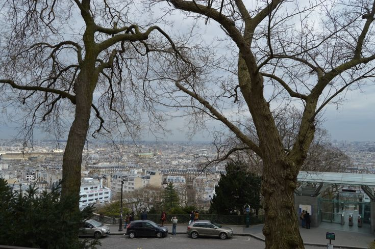 Montmartre Paris France • a Smartguy in Paris #smartlife