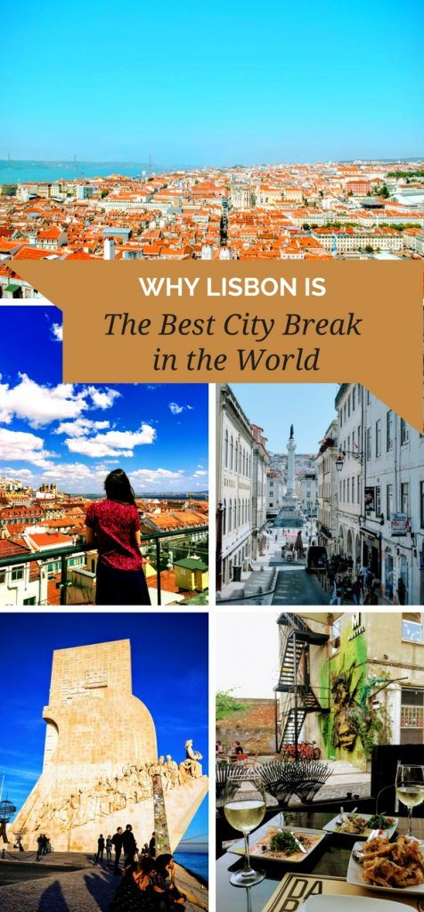 On the December 10th Lisbon has won a first place from World Travel Awards. Read on to know Why Lisbon is the Best City Break.
