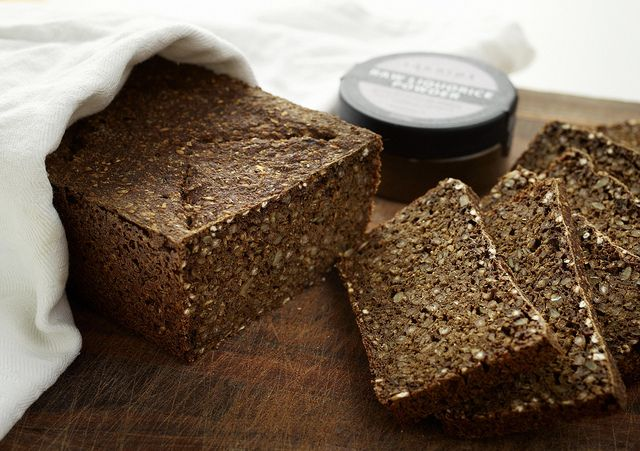Liquorice Brownbread