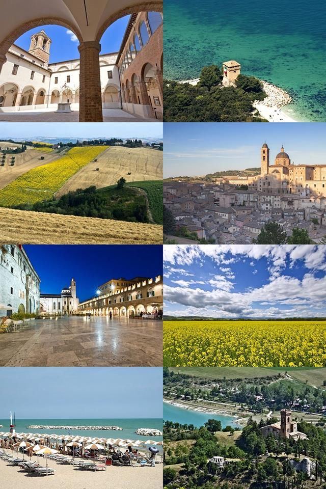Wonderful #Italy: discovering natural oasis and ancient villages of Marche