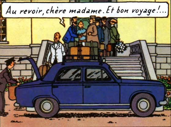 Best Tintin Images On Pinterest Tintin Comic Books And Cartoons - Cool decals for truckspeugeot cool promotionshop for promotional peugeot cool on