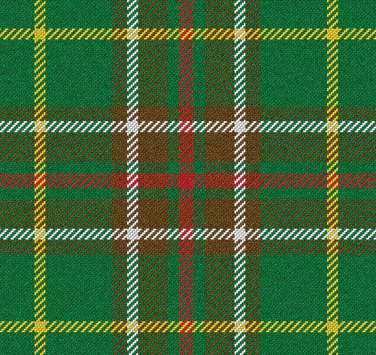 Newfoundland tartan >aww gee .. I just had some of this; must watch for it in fabric store re little girls' dresses