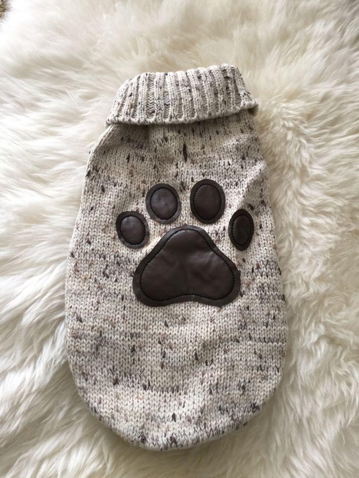 Sweater - Aberdeen Paw Sweater