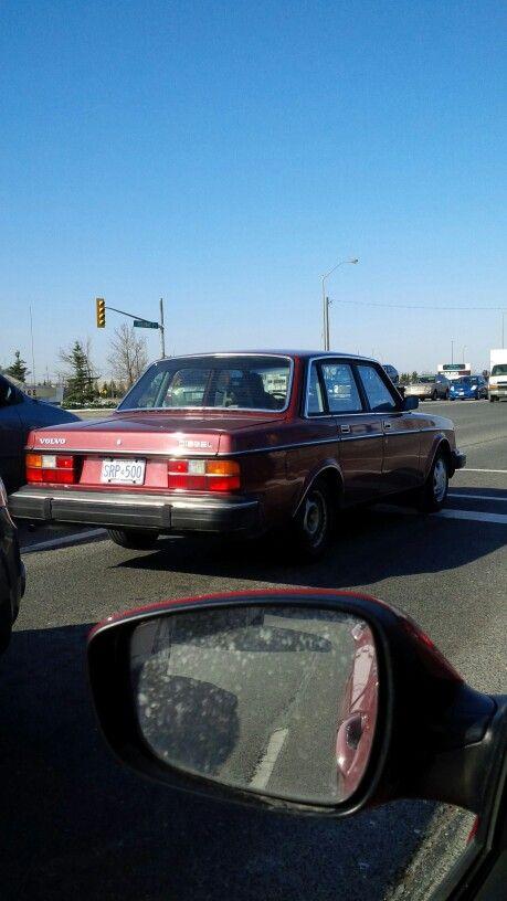 Spotted this weekend - #Volvo #Diesel