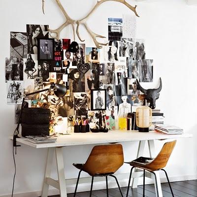 work spaceWall Collage, Inspiration Wall, Mood Boards, Offices, Inspiration Boards, Work Spaces, Workspaces, Desks, Design Home