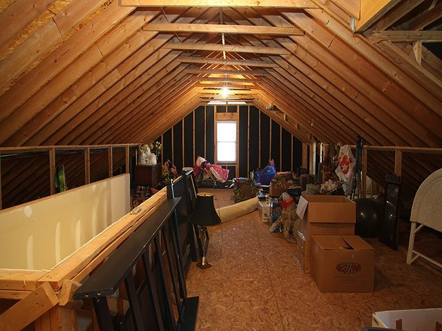 Attic, Cary North