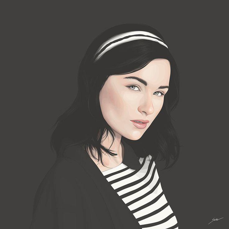 Anastasiya Primak by yuschav.deviantart.com on @DeviantArt