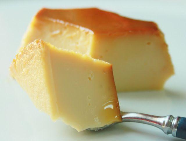 """La Cuisine de Bernard : Le """"Pudim de Leite"""" (ou Crème Renversée Brésilienne)"""