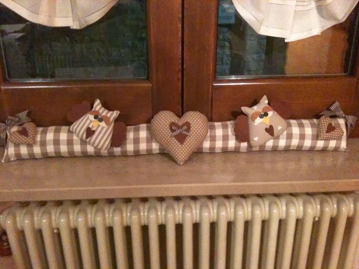 Pure HeART di Francesca Pugliese: PARASPIFFERI CON GUFETTI