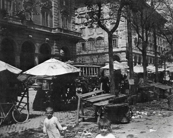 Piazza Vittorio (1913)