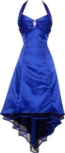 I think I like this one the best, and it goes really good with the dress you picked for the midget.   Satin Halter Dress Tulle Mini Train Prom Bridesmaid Holiday Formal Gown Junior Plus Size, XL, Royal-Blue PacificPlex,http://www.amazon.com/dp/B0017IUN6A/ref=cm_sw_r_pi_dp_lbKdsb180XY6FHF2