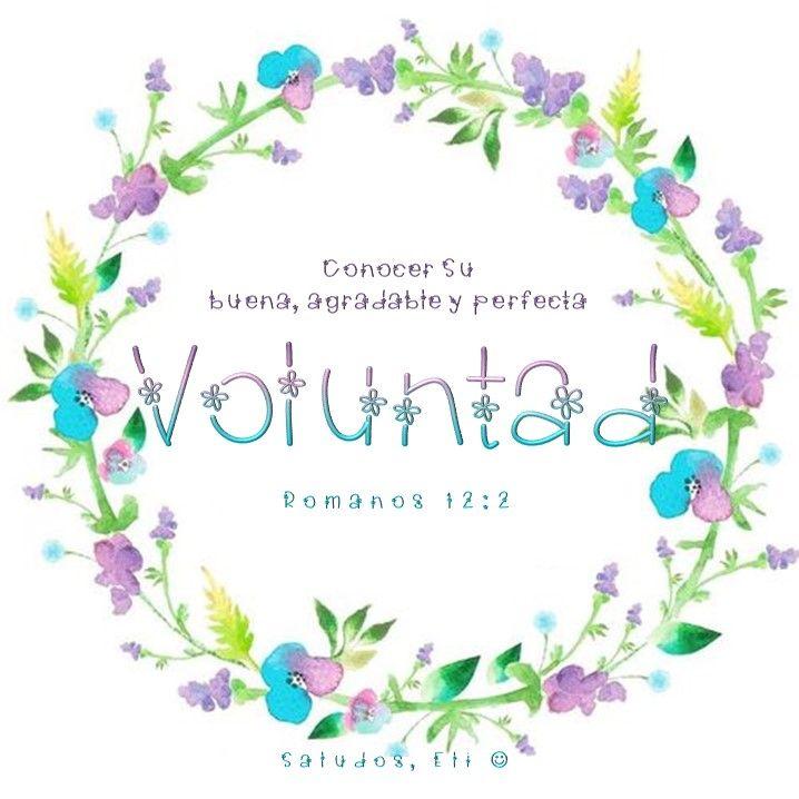 """""""No os conforméis a este siglo, sino transformaos por medio de la renovación de vuestro entendimiento, para que comprobéis cuál sea la buena voluntad de Dios, agradable y perfecta"""". Romanos 12:2"""