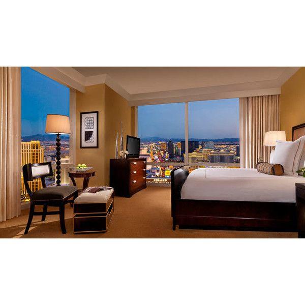 Luxury Las Vegas Hotels | Trump Hotel Las Vegas ❤ liked on Polyvore featuring places