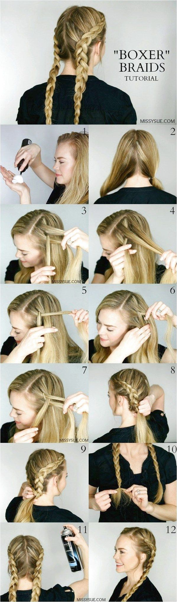 cool Dutch Boxer Braids Missy Sue by – click on …