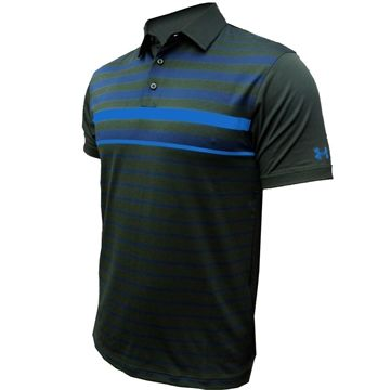 2016 Under Armour ColdBlack Victory Lap Lightweight Mens Golf Polo Shirt