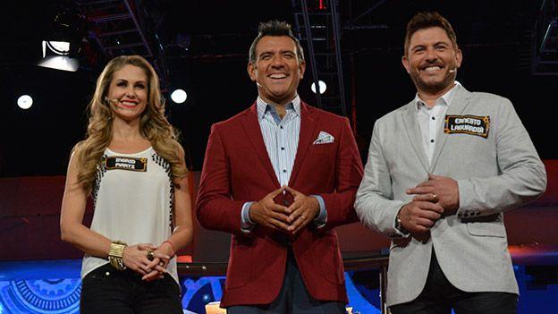 ¡Revive los mejores momentos de Ingrid Martz y Ernesto Laguardia! - Televisa