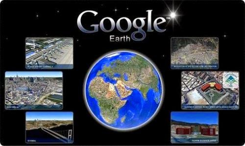 Blogul Dianei: Google Earth Pro a devenit gratuit! | Liber la cal...