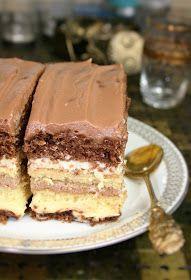 Jutro prawdopodobnie będzie dla mnie bardzo przyjemny dzień, i pewne ważne wydarzenie. By je uczcić, upiekłam to ciasto - jestem z niego ...