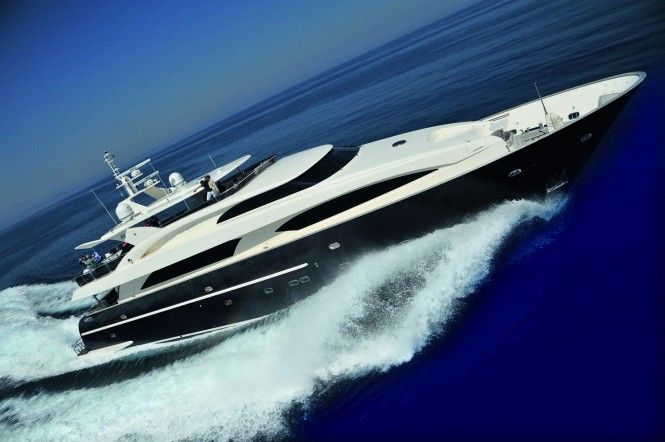 M/Y Espresso available for Eastern Mediterranean charter