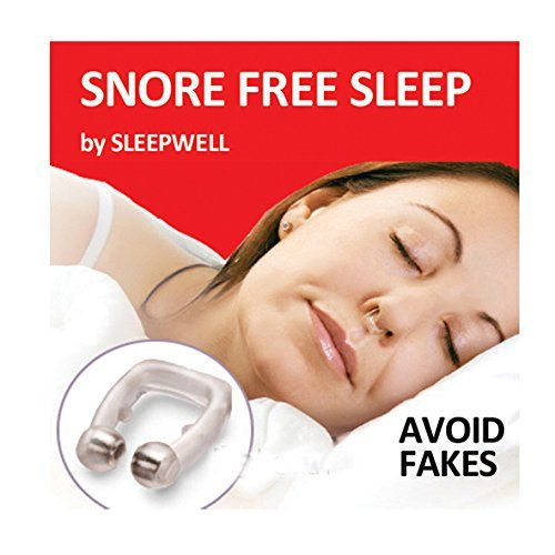 STOP SNORING DEVICE- MAGNETIC NOSE CLIP SNORING RING-BEST SELLING EFFECTIVE SOLUTION -IF YOU ARE SUFFERING FROM APNEA Sleepwell http://www.amazon.co.uk/dp/B00HZ3P3PM/ref=cm_sw_r_pi_dp_D5rSvb1QYQC76